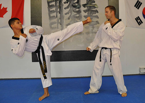 A great place for Penticton children and adults to learn a martial art and meet new friends
