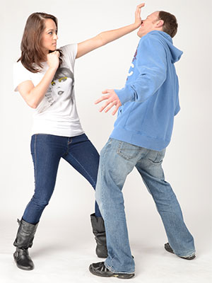Mike Adams offers group and private Self Defence courses and lessons.